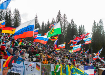Pokljuka will welcome spectators