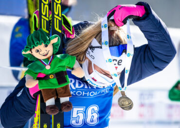 Norway's superiority in Pokljuka